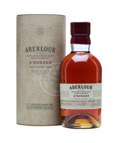 Aberlour A'bunadh Single Malt Scotch Whisky 247x296 - Aged Cork Wine & Spirits Merchants - Value In Quality, Trust In Tradition