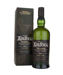 Ardbeg Ten Single Malt Scotch Whisky