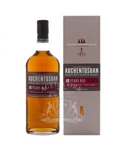 Auchentoshan 12 Year Single Malt Scotch Whisky