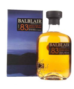 Balblair 1983 Single Malt Scotch Whisky 1 247x296 - Balblair 1983 Single Malt Scotch Whisky