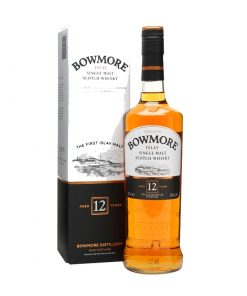 Bowmore 12 Year Single Malt Scotch Whisky 247x296 - Bowmore 12 Year Single Malt Scotch Whisky
