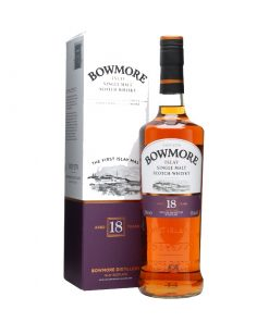 Bowmore 18 Year Single Malt Scotch Whisky 247x296 - Bowmore 18 Year Single Malt Scotch Whisky