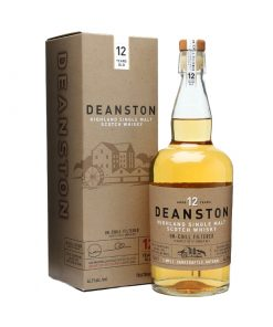 Deanston 12 Year Single Malt Scotch Whisky 247x296 - Deanston 12 Year Single Malt Scotch Whisky