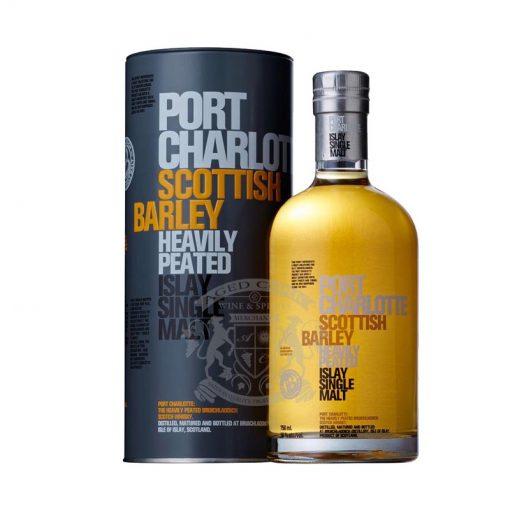 Port Charlotte Scottish Barley Single Malt Scotch Whisky