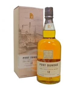 Port Dundas 12 Year Single Grain Scotch Whisky