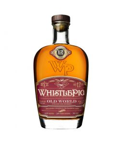 WhistlePig Old World 12 Year 247x296 - WhistlePig Old World 12 Year Straight Rye Whiskey