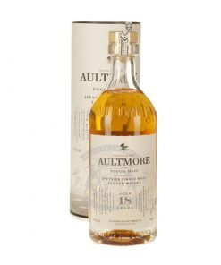 Aultmore 18 Year Single Malt Scotch Whisky