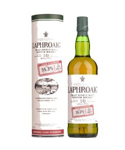 Laphroaig 10 Year Cask Strength Single Malt Scotch Whisky 247x296 - Laphroaig 10 Year Cask Strength Single Malt Scotch Whisky