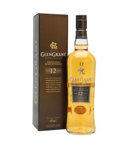 Glen Grant 12 Year Single Malt Scotch Whisky 247x296 - Glen Grant 12 Year Single Malt Scotch Whisky
