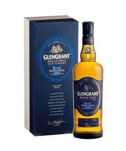Glen Grant Five Decades Single Malt Scotch Whisky 247x296 - Glen Grant Five Decades Single Malt Scotch Whisky