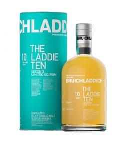 Bruichladdich 10 Year The Laddie Ten Second Limited Edition Single Malt Scotch Whisky 247x296 - Bruichladdich 10 Year The Laddie Ten Second Limited Edition Single Malt Scotch Whisky