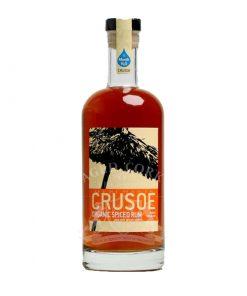 Crusoe Spiced Organic Rum