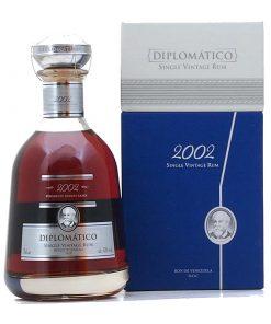 Diplomatico Single Vintage 2002 Venezuela Rum 1 247x296 - Diplomatico Single Vintage 2002 Venezuela Rum