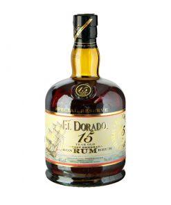El Dorado 15 Year Special Reserve Guyana Rum 1 247x296 - El Dorado 15 Year Special Reserve Guyana Rum