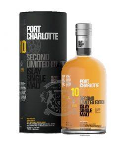 Port Charlotte 10 Year Second Limited Edition Single Malt Scotch Whisky