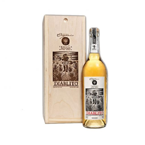 123 Diablito Extra Anejo Organic Tequila 1 510x510 - 123 Diablito Extra Anejo Organic Tequila