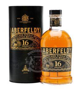 Aberfeldy 16 Year Single Malt Scotch Whisky