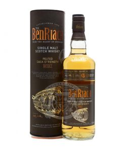 BenRiach Peated Cask Strength Batch 2 Single Malt Scotch Whisky