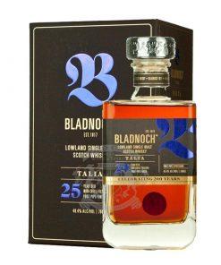 Bladnoch 25 Year Talia Single Malt Scotch Whisky