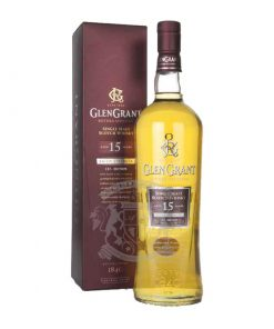 Glen Grant 15 Year Batch Strength Single Malt Scotch Whisky