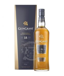 Glen Grant 18 Year Single Malt Scotch Whisky