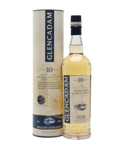 Glencadam 10 Year Single Malt Scotch Whisky