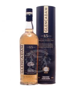 Glencadam 15 Year Single Malt Scotch Whisky