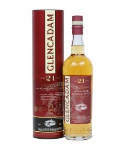 Glencadam 21 Year Single Malt Scotch Whisky