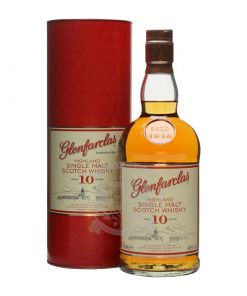 Glenfarclas 10 Year Single Malt Scotch Whisky