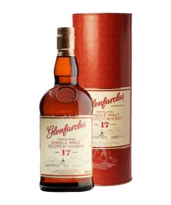 Glenfarclas 17 Year Single Malt Scotch Whisky