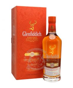 Glenfiddich 21 Year Reserva Rum Cask Finish Single Malt Scotch Whisky