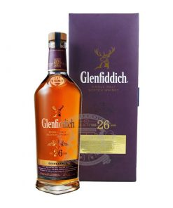 Glenfiddich 26 Year Excellence Single Malt Scotch Whisky