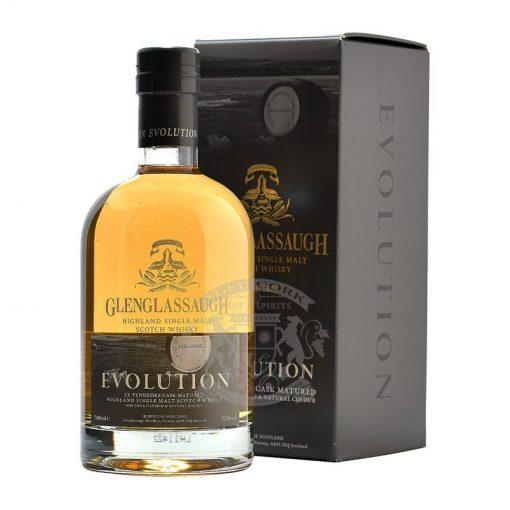 Glenglassaugh Evolution Single Malt Scotch Whisky
