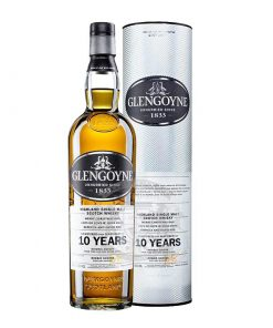 Glengoyne 10 Year Single Malt Scotch Whisky