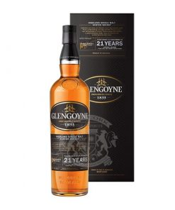 Glengoyne 21 Year Single Malt Scotch Whisky