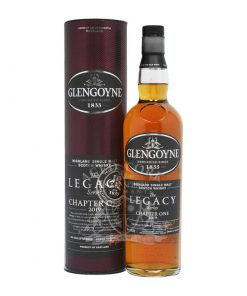 Glengoyne The Legacy Series Chapter 1 Single Malt Scotch Whisky