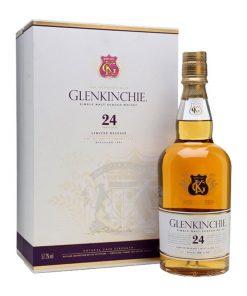 Glenkinchie 24 Year Single Malt Scotch Whisky
