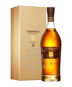 Glenmorangie 18 Year Extremely Rare Single Malt Scotch Whisky
