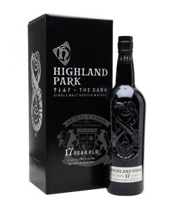 Highland Park 17 Year The Dark Single Malt Scotch Whisky