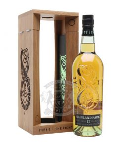 Highland Park 17 Year The Light Single Malt Scotch Whisky