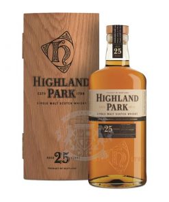 Highland Park 25 Year Single Malt Scotch Whisky