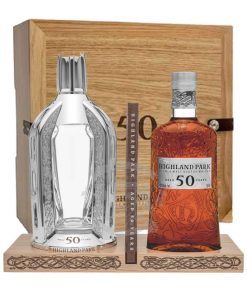 Highland Park 50 Year Single Malt Scotch Whisky