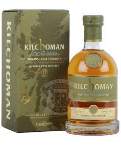 Kilchoman Original Cask Strength Single Malt Scotch Whisky