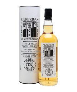 Kilkerran 12 Year Single Malt Scotch Whisky