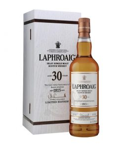 Laphroaig 30 Year Single Malt Scotch Whisky