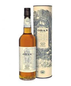 Oban 14 Year Single Malt Scotch Whisky