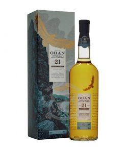 Oban 21 Year Single Malt Scotch Whisky