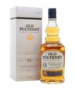 Old Pulteney 12 Year Single Malt Scotch Whisky