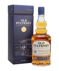 Old Pulteney 18 Year Single Malt Scotch Whisky