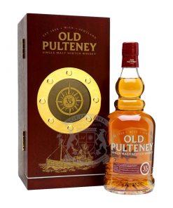Old Pulteney 35 Year Single Malt Scotch Whisky